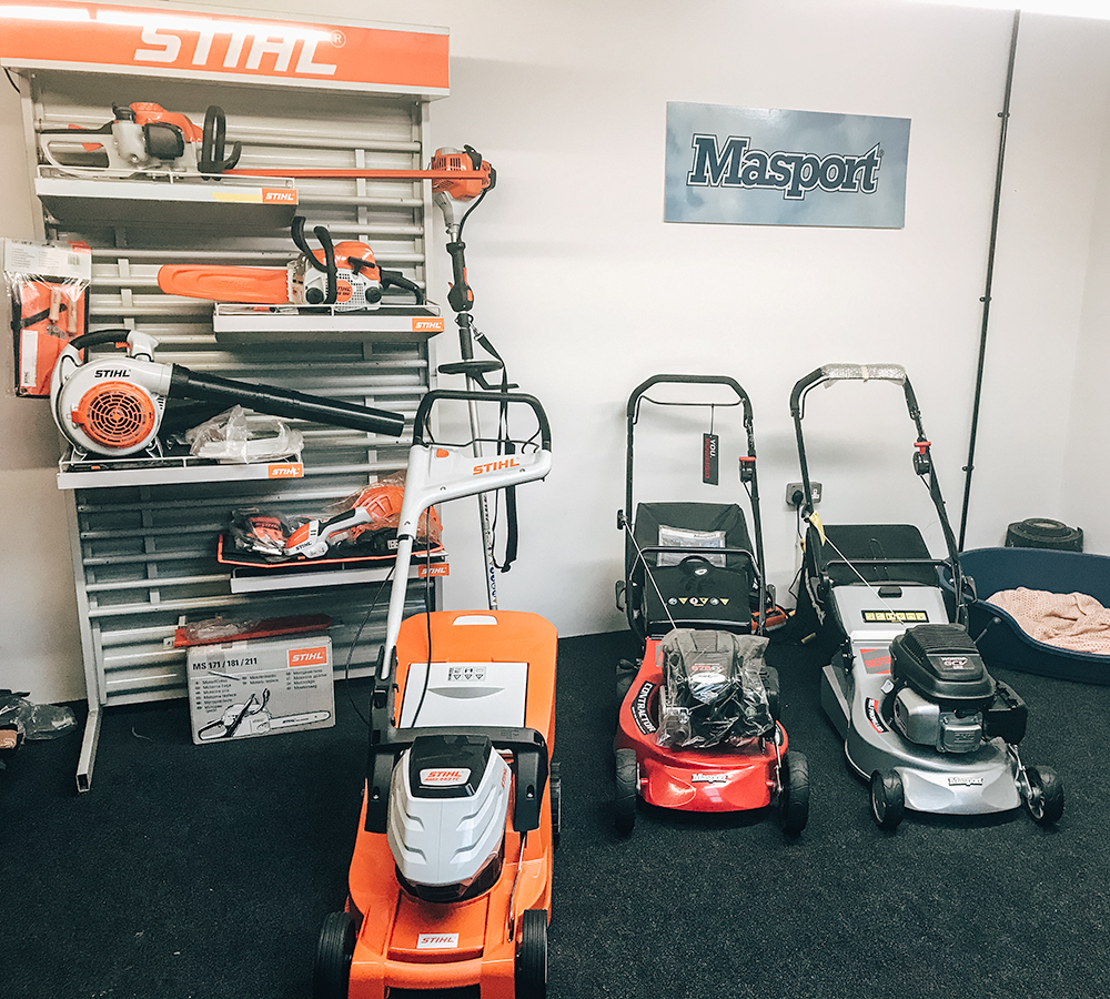 Garden Machinery Agent for Masport Briggs & Stratton Danarm